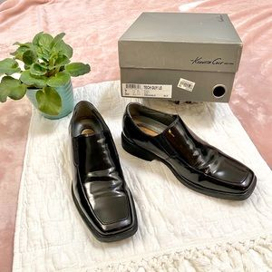Kenneth Cole Tech Guy Loafers, Black, size 7